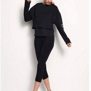 Black bling VS sport outfit size MEDIUM